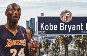 Kobe Bryant Blvd.