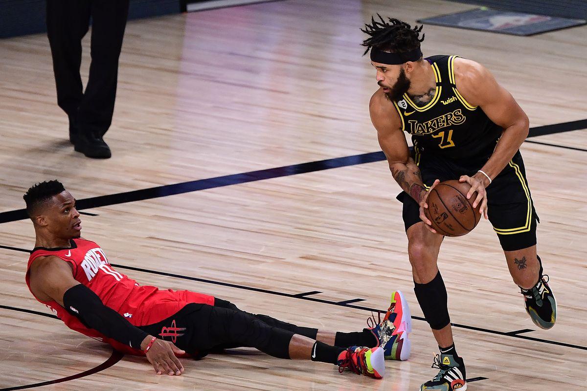 JaVale McGee Lakers