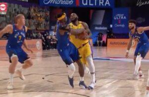 LeBron James Ankle Injury