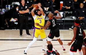 Anthony Davis Lakers Rockets