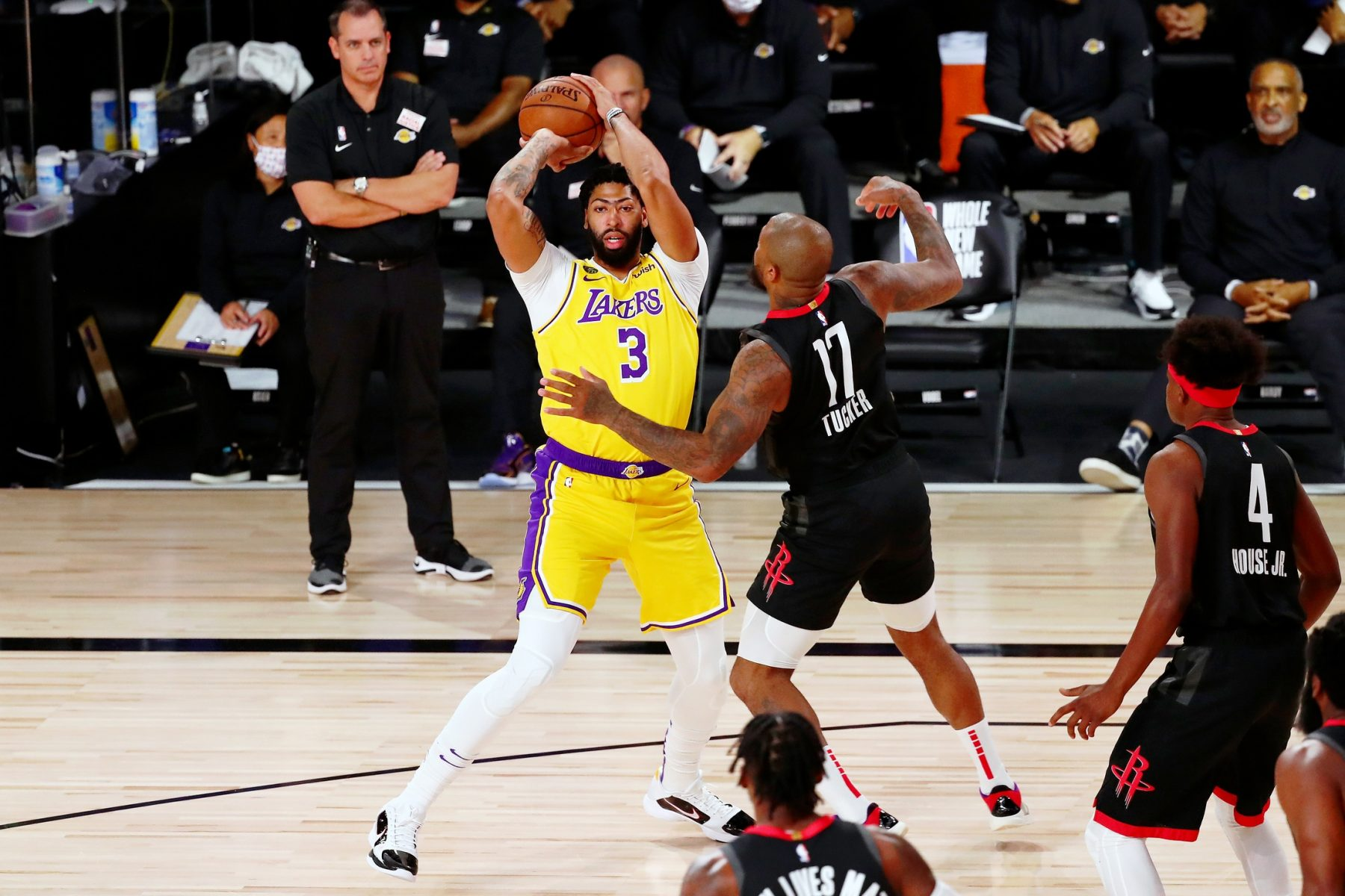 Los Angeles Lakers Vs Houston Rockets Live Stream Watch Nba Playoffs Online And On Tv Lakers Daily
