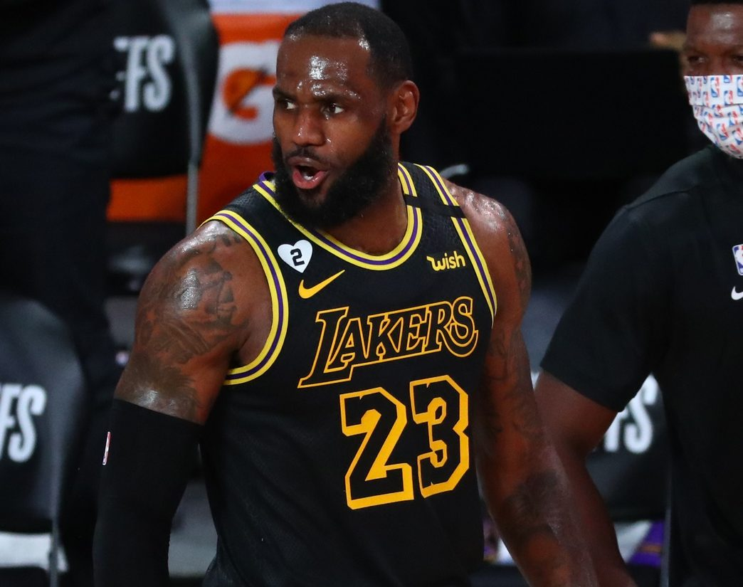 LeBron James' Curt Answer When Asked About Not Facing Kawhi Leonard and Clippers