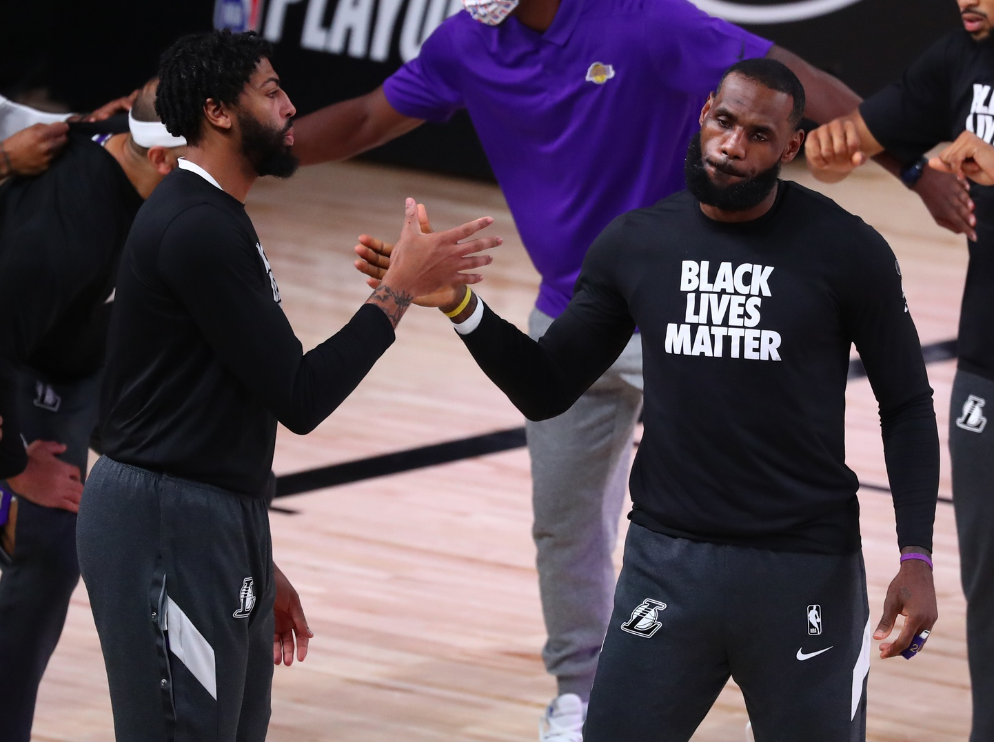 Anthony Davis Divulges Powerful Message LeBron James Offered Him Ahead of Lakers-Nuggets Series