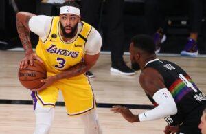 Anthony Davis Lakers