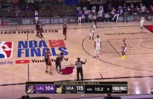LeBron James Finals