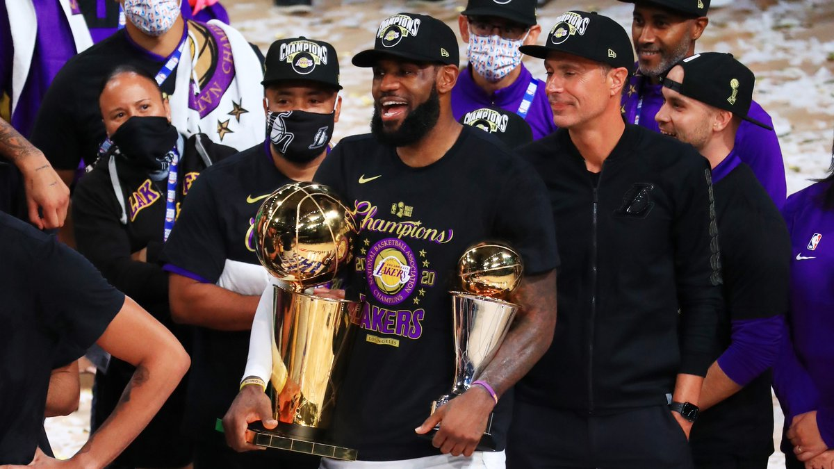 NBA: Lakers Defeats Miami Heat To Win 1st Finals In A Decade