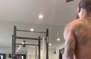 LeBron James Gym