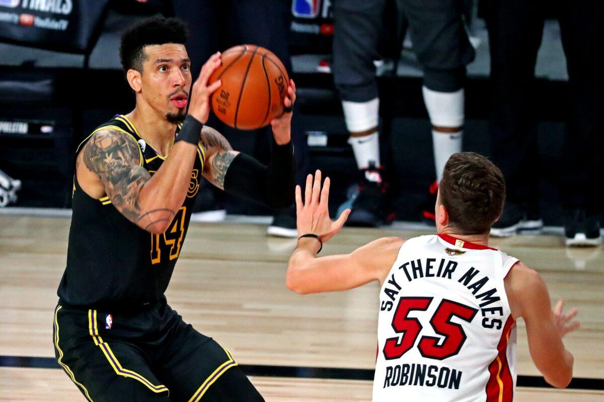 Danny Green Lakers