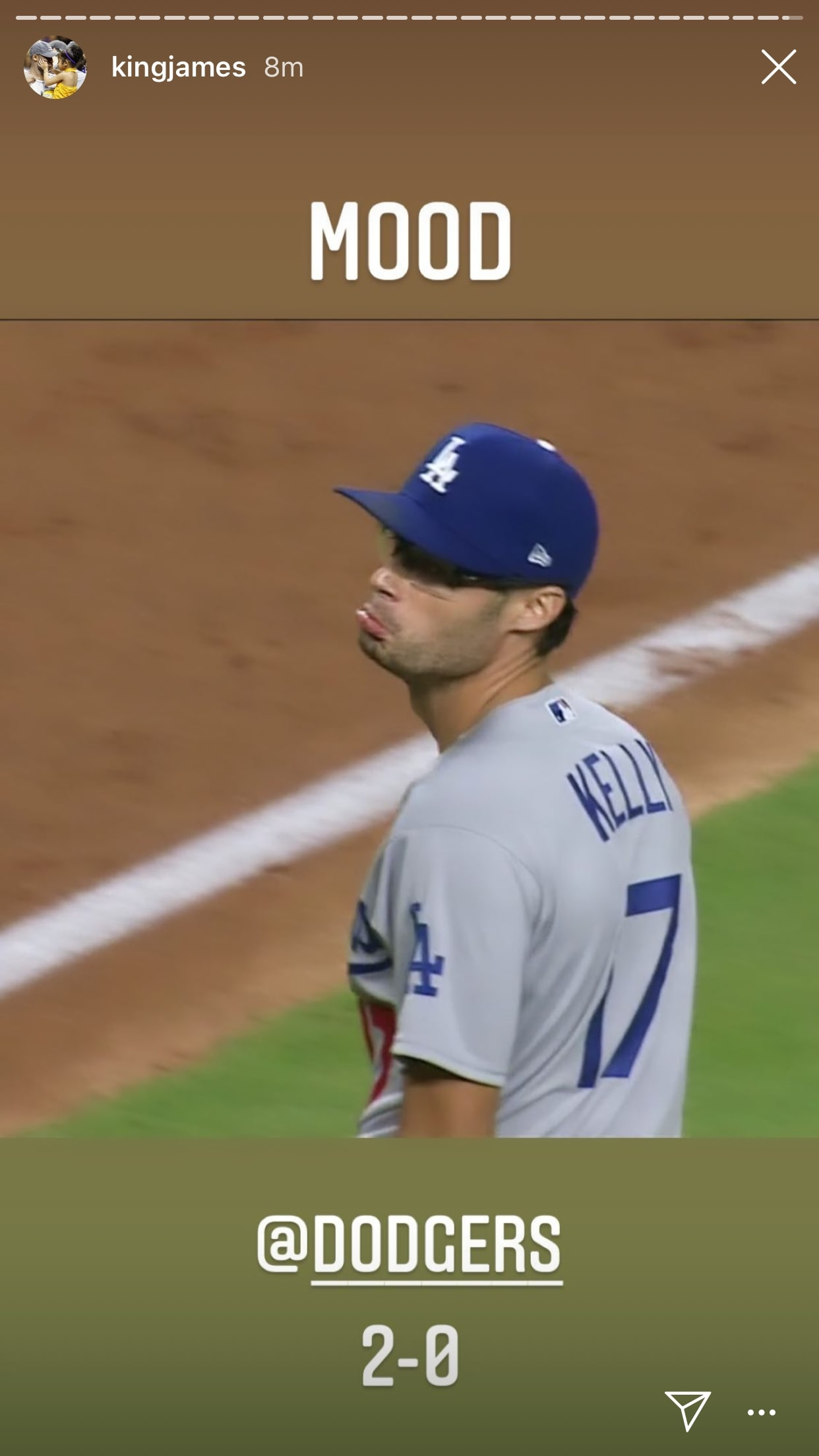 Joe Kelly Dodgers