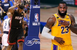 2020 LeBron James vs. 2011