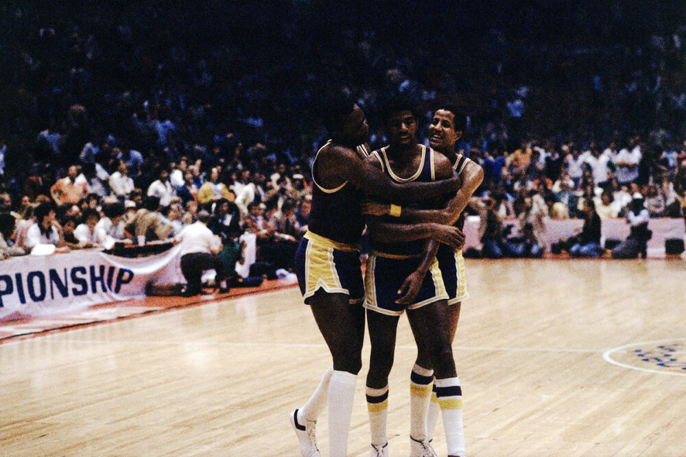 1980 Lakers