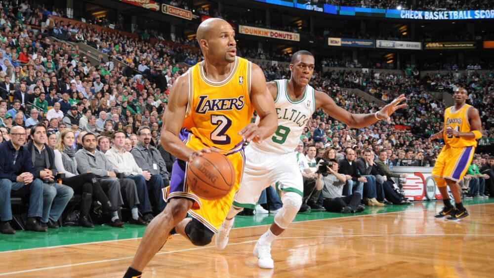 Derek Fisher Lakers