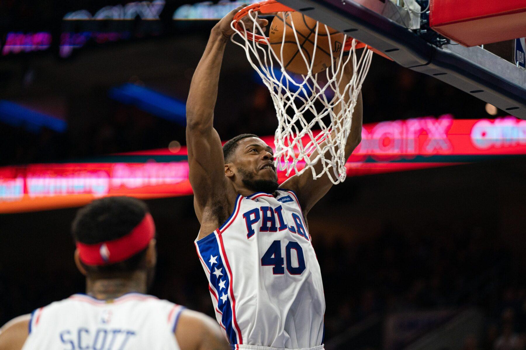Glen Robinson III Philadelphia 76ers