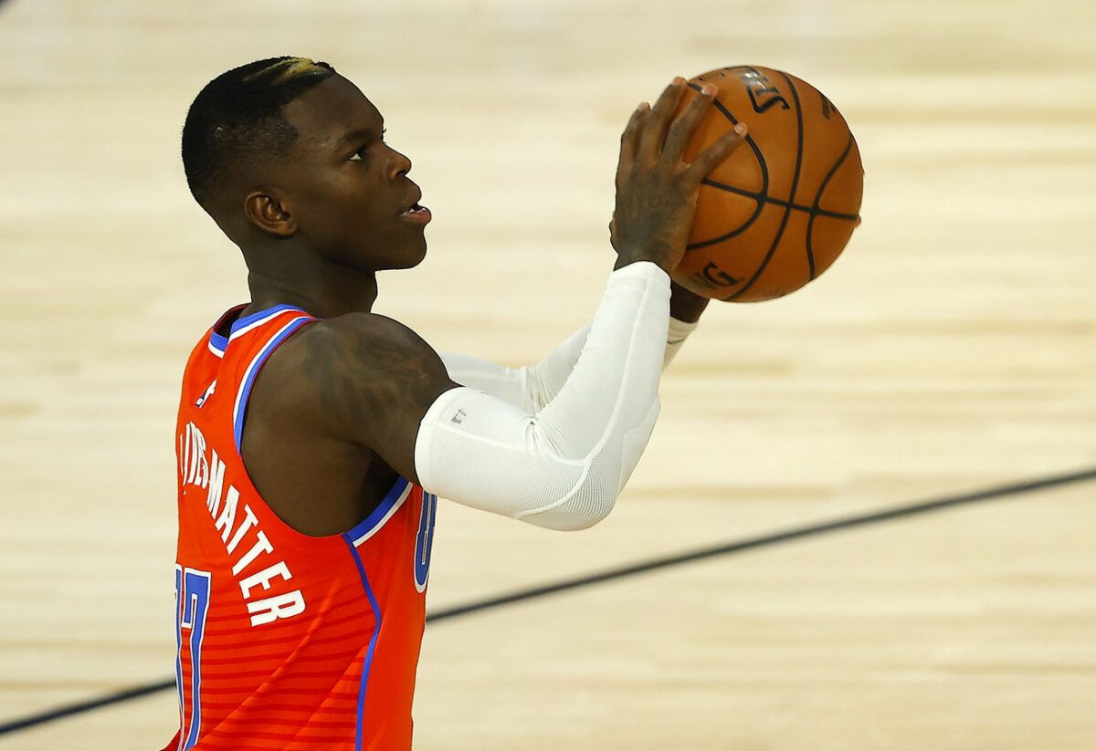 Lakers expected to finalize deal for Thunder's Dennis Schroder, per report