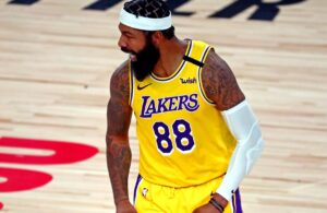 Markieff Morris Lakers