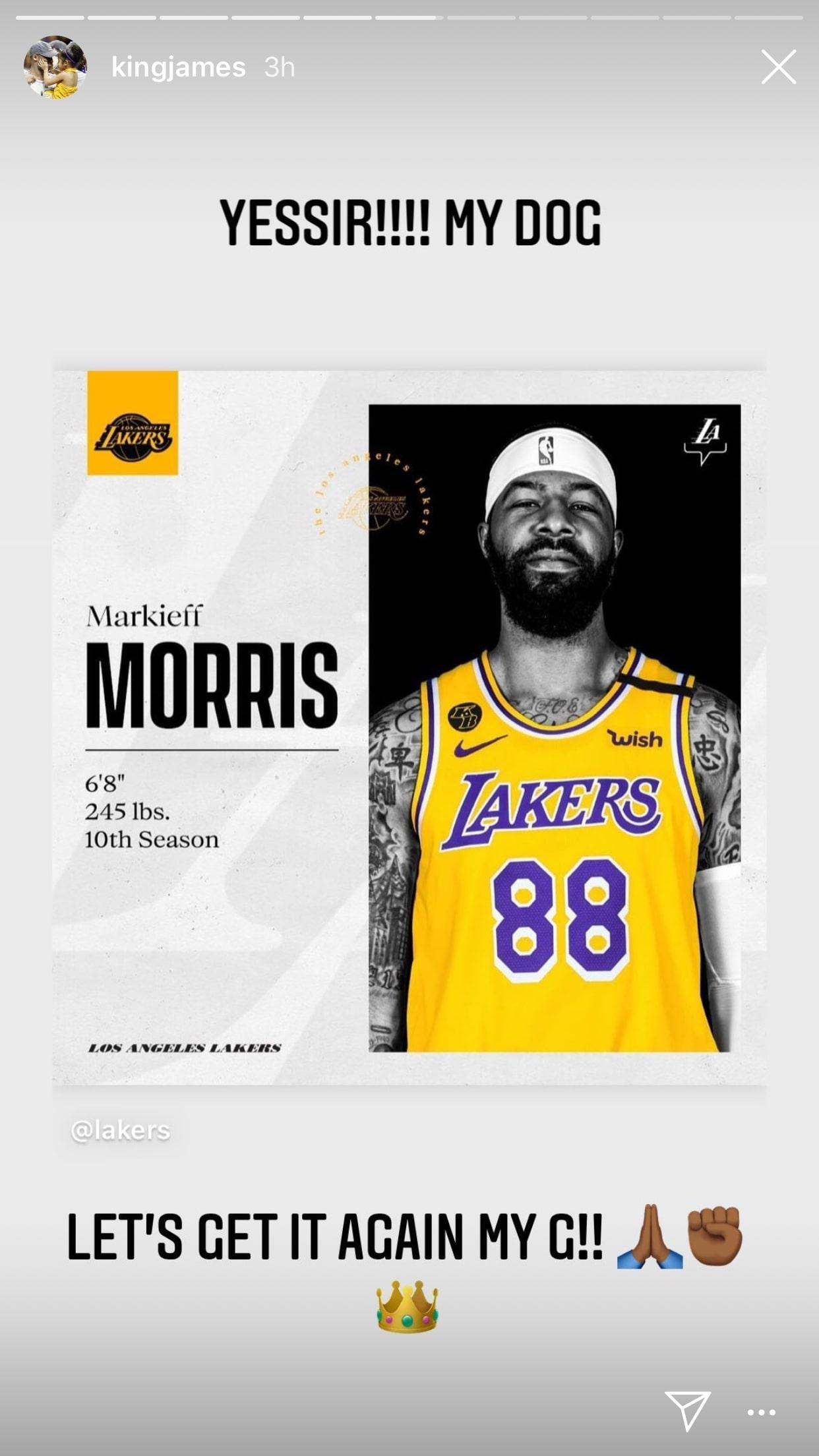 Markieff Morris