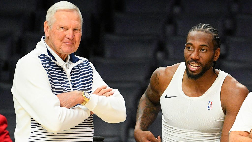 NBA investigating allegations against Jerry West, LA Clippers involving Kawhi Leonard recruitment