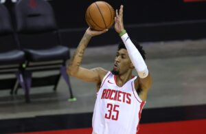 Christian Wood Houston Rockets