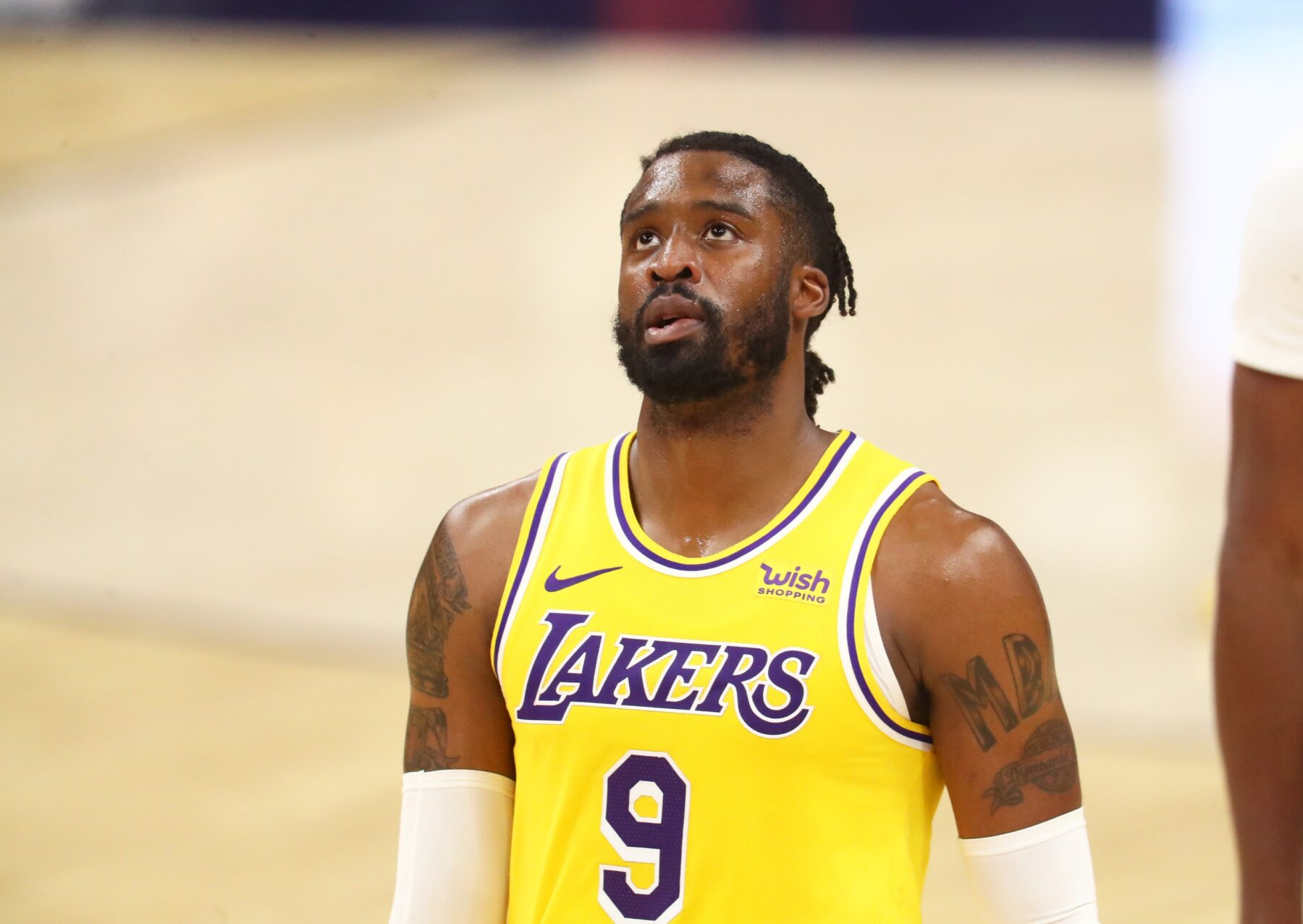 Wesley Matthews Lakers