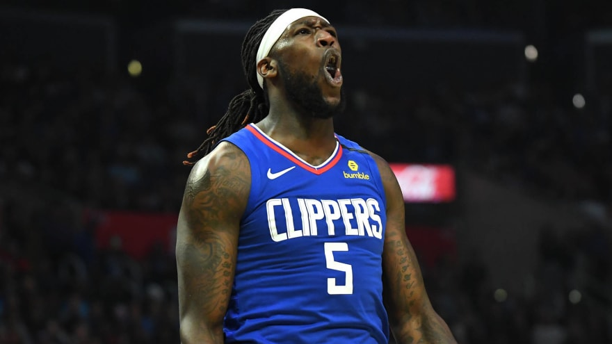 Montrezl Harrell Los Angeles Clippers