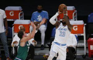 LeBron James Lakers