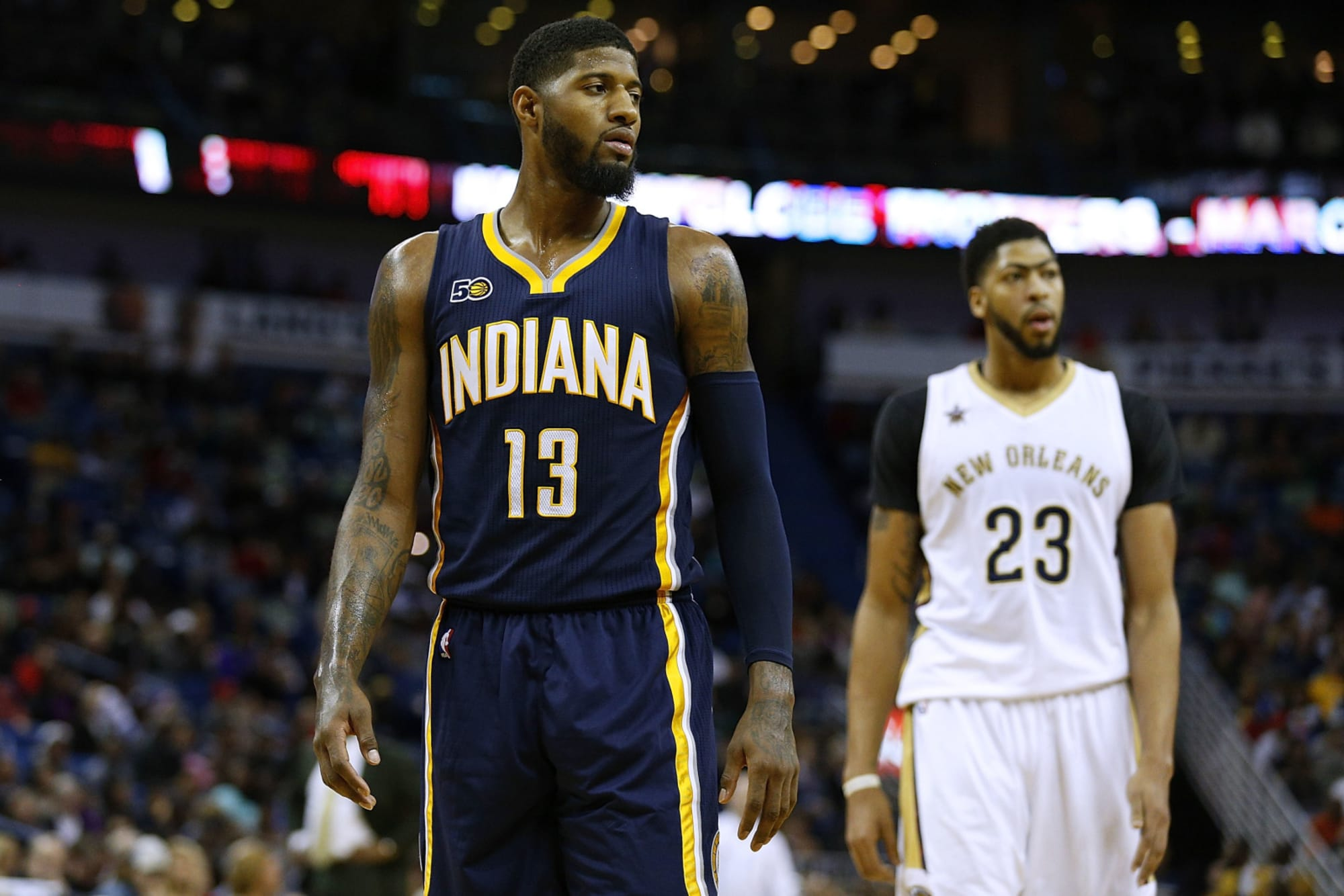 What Paul George's max extension means for Clippers