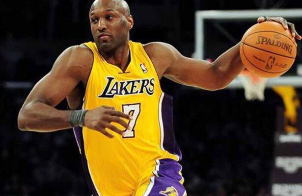 Lamar Odom Lakers
