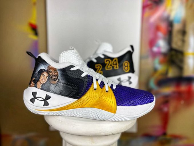 Joel Embiid Kobe Bryant Shoes