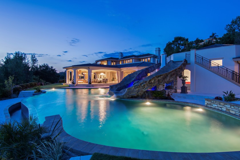 Anthony Davis LA mansion