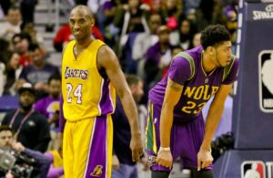 Kobe Bryant and Anthony Davis