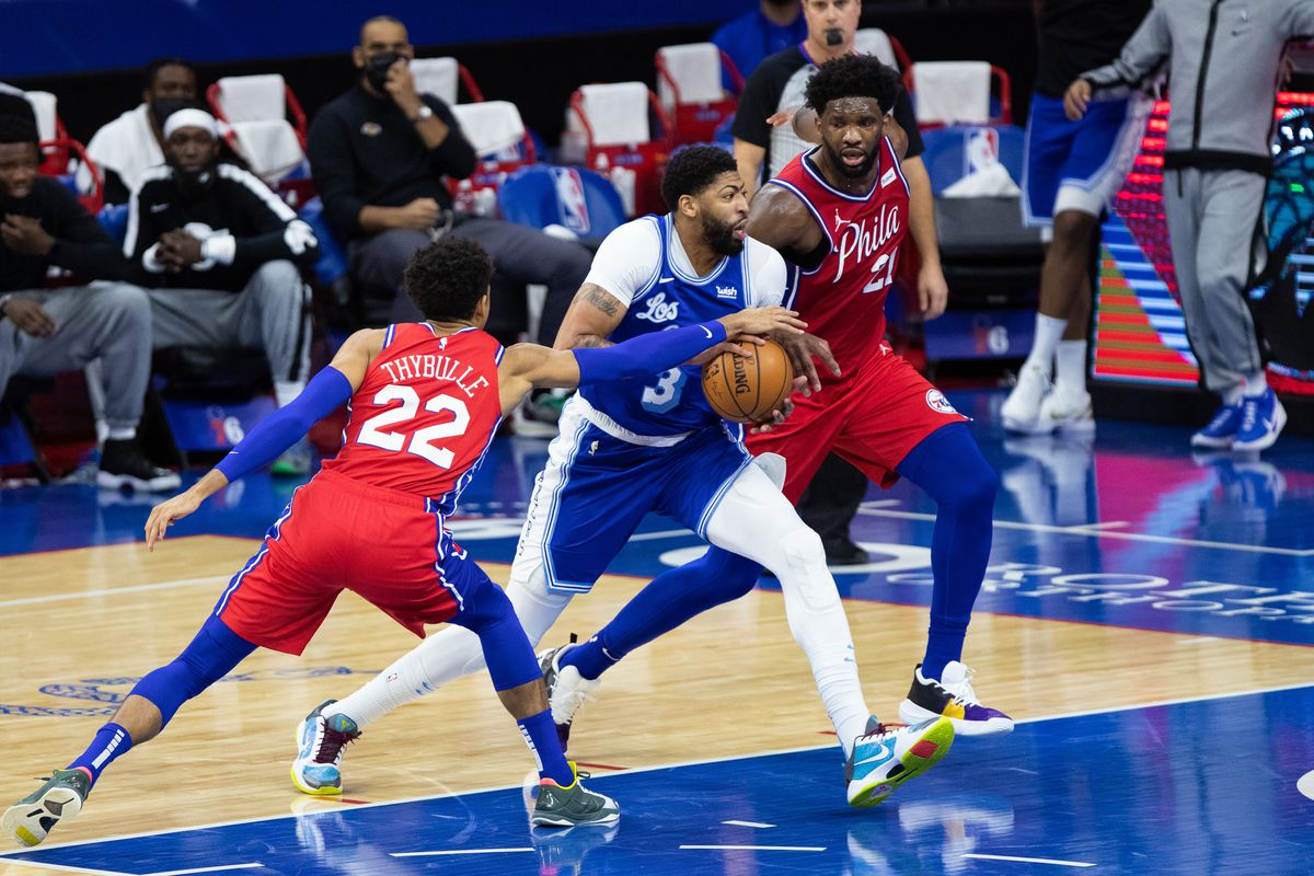 76ers snap Lakers' ideal away record in thriller