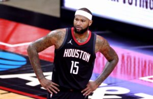 DeMarcus Cousins Houston Rockets