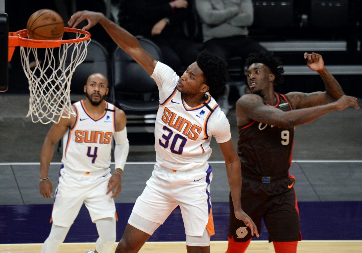 Damian Jones Phoenix Suns