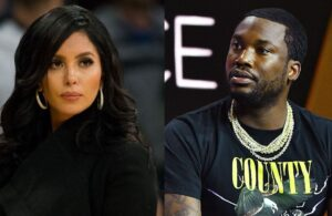Vanessa Bryant and Meek Mill