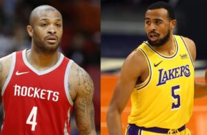 P.J. Tucker and Talen Horton-Tucker