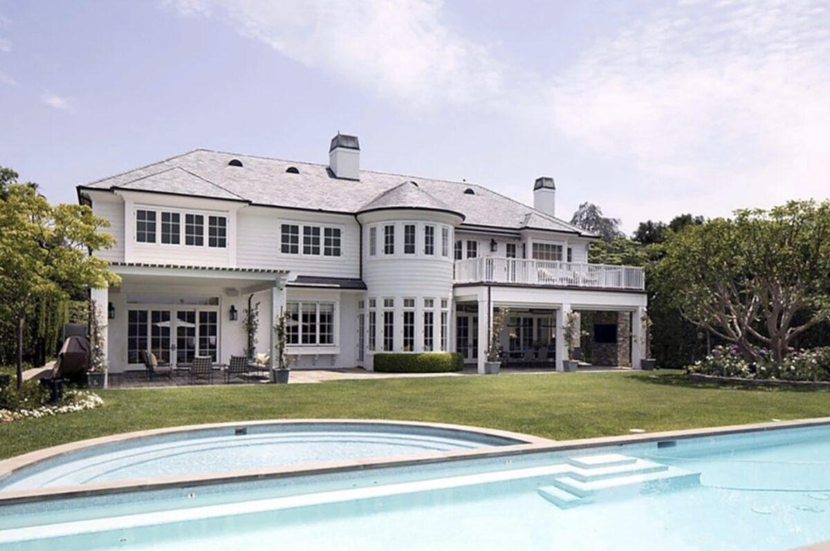 LeBron James mansion