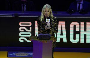Jeanie Buss Lakers