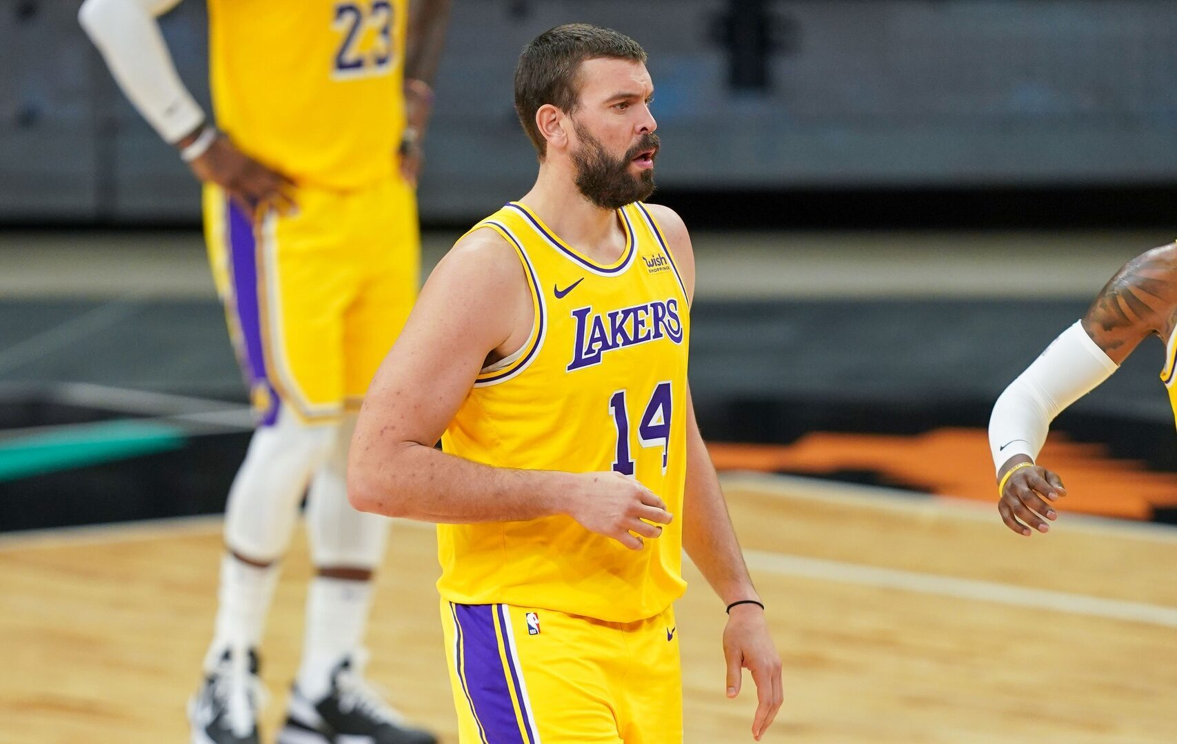 Report: Lakers make final decision on Marc Gasol's future with ...