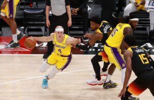 Alex Caruso Lakers