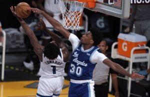 Damian Jones Lakers