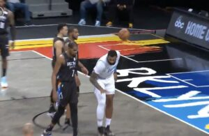 Andre Drummond Brooklyn Nets