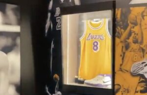 Kobe Bryant Hall of Fame Shrine