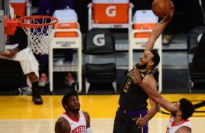 Talen Horton-Tucker Lakers