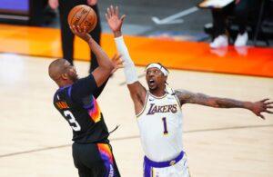 Chris Paul Lakers