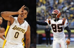 Nick Young and Chad Johnson