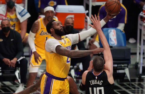 Andre Drummond Lakers