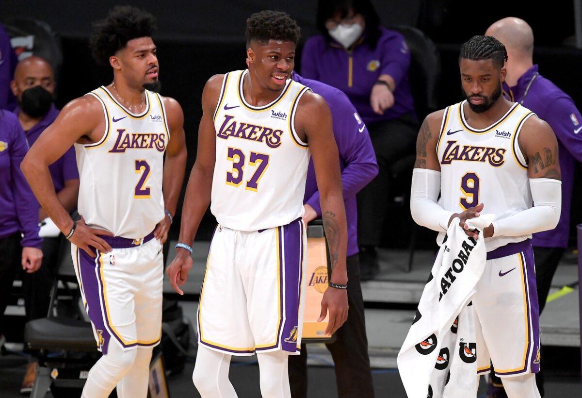 Kostas Antetokounmpo Lakers