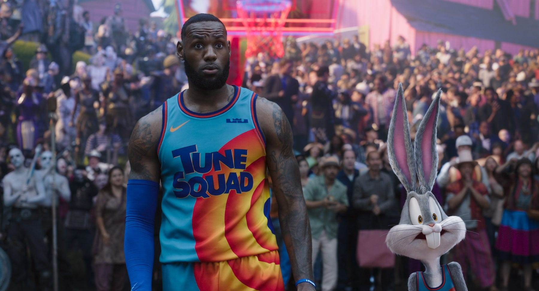 LeBron James Space Jam