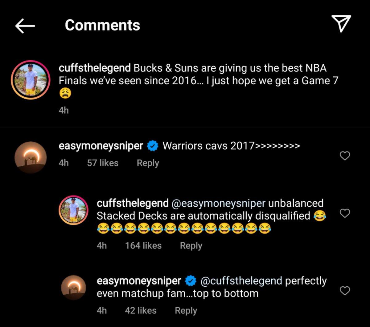 Kevin Durant Instagram Post