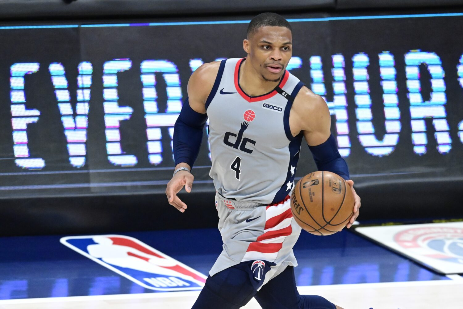 Russell Westbrook Wizards
